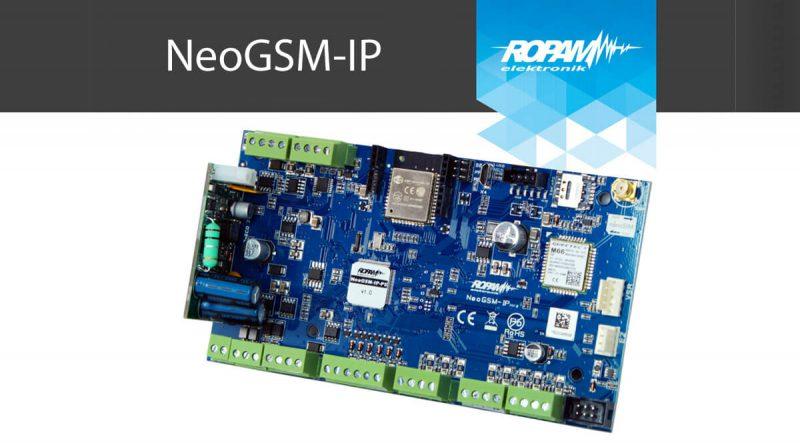 NeoGSM-IP Ropam Centrala alarmowa