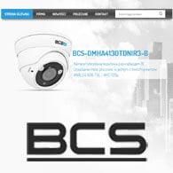 bcs-sklep.pl - monitoring AHD, systemy HD-CVI i IP. Telewizja przemysłowa CCTV, wideodomofon.