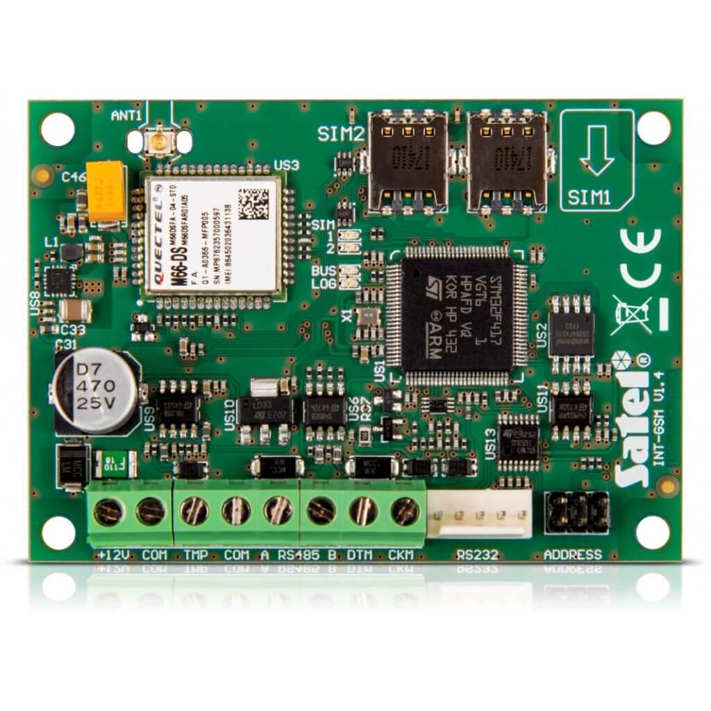 INT-GSM SATEL