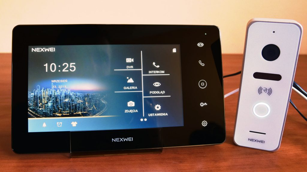 Monitor Nexwei VI9S-B