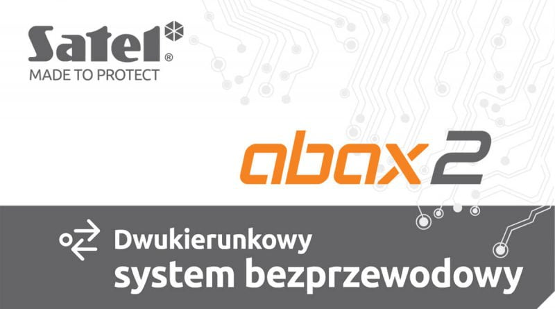 ABAX 2 SATEL, system alarmowy