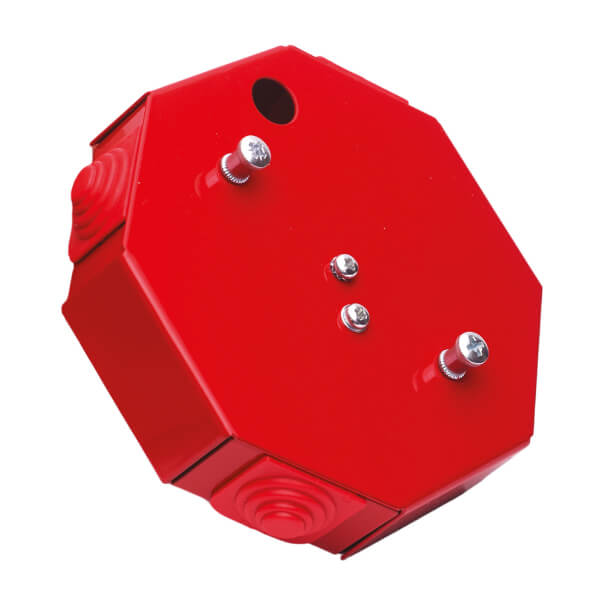 Puszka instalacyjna przeciwpożarowa typu PIP-1AN firmy W2 o klasie podtrzymania funkcji elektrycznych E90