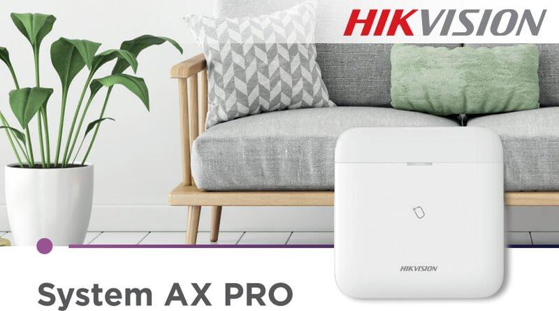 AX PRO HIKVISION
